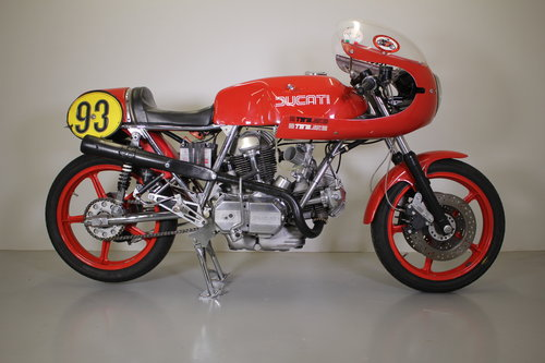 Ducati 900SS 1976 Johnny Cecotto For Sale (picture 1 of 1)
