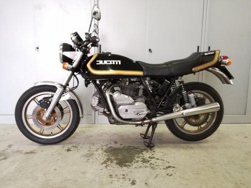 Ducati SD 900 Darmah 1980 For Sale (picture 1 of 6)