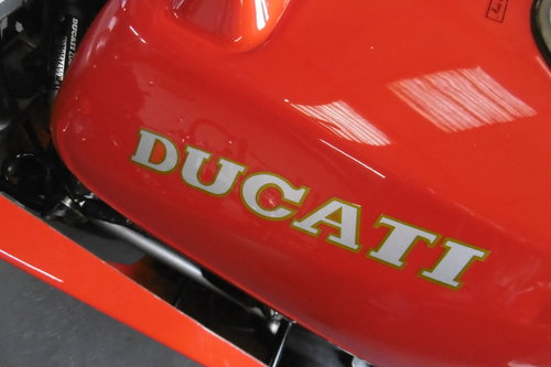 1993 Ducati 750SS Very rare and Standard For Sale (picture 3 of 6)