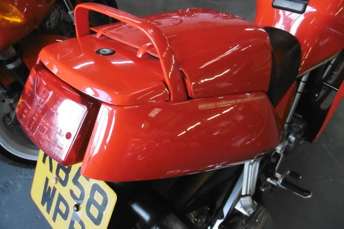 1993 Ducati 750SS Very rare and Standard For Sale (picture 4 of 6)
