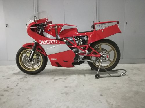 1983 Pantah NCR 600 For Sale (picture 1 of 6)