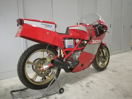 1983 Pantah NCR 600 For Sale (picture 5 of 6)