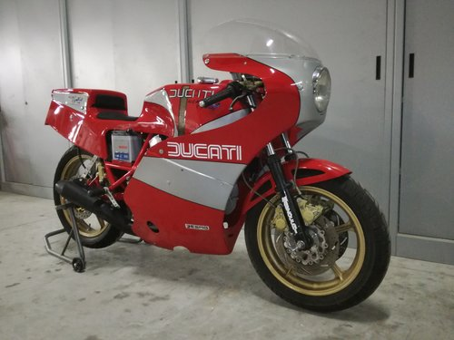 1983 Pantah NCR 600 For Sale (picture 6 of 6)