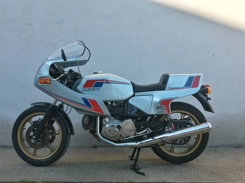 1981 Ducati Pantah 500 For Sale (picture 1 of 6)