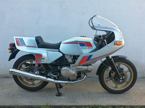 Ducati Pantah 500 year 1981 For Sale (picture 2 of 6)