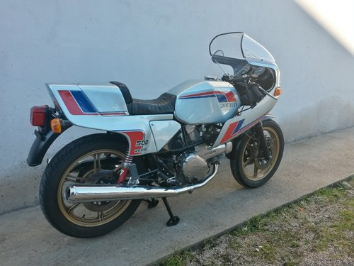 1981 Ducati Pantah 500 For Sale (picture 3 of 6)