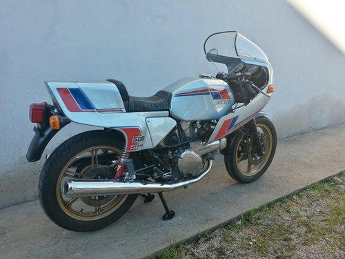 Ducati Pantah 500 year 1981 For Sale (picture 3 of 6)