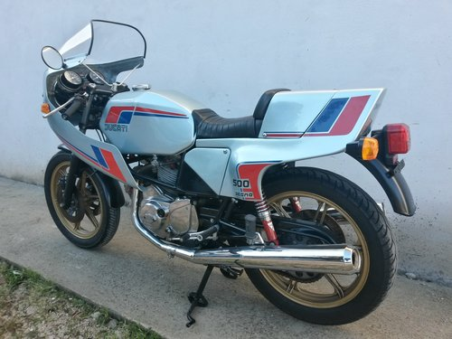 1981 Ducati Pantah 500 For Sale (picture 5 of 6)