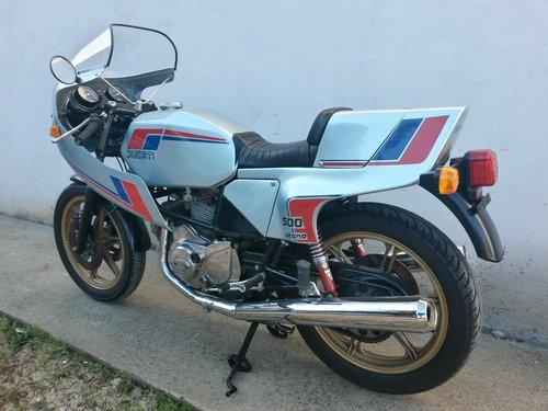 Ducati Pantah 500 year 1981 For Sale (picture 5 of 6)