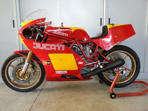 1981 Ducati TT2 600 Replica For Sale (picture 1 of 6)