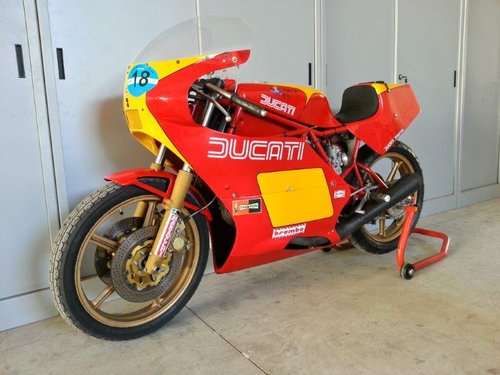 1981 Ducati TT2 600 Replica For Sale (picture 2 of 6)