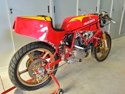 1981 Ducati TT2 600 Replica For Sale (picture 6 of 6)