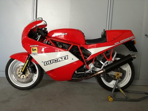 1990 Ducati 900 Supersport For Sale (picture 1 of 6)