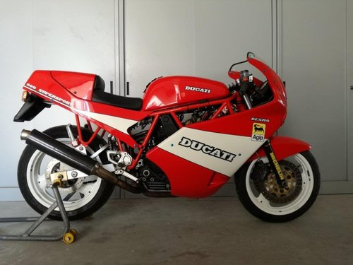 1990 Ducati 900 Supersport For Sale (picture 2 of 6)