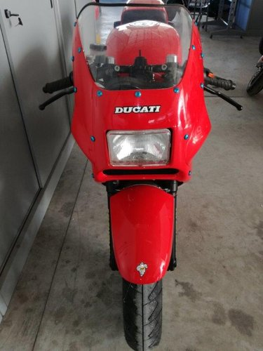 1990 Ducati 900 Supersport For Sale (picture 3 of 6)