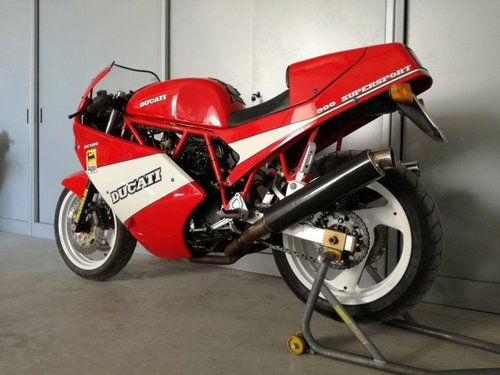 1990 Ducati 900 Supersport For Sale (picture 5 of 6)