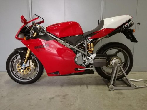 2002 Ducati 998 R For Sale (picture 1 of 6)