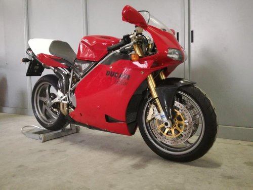 2002 Ducati 998 R For Sale (picture 4 of 6)