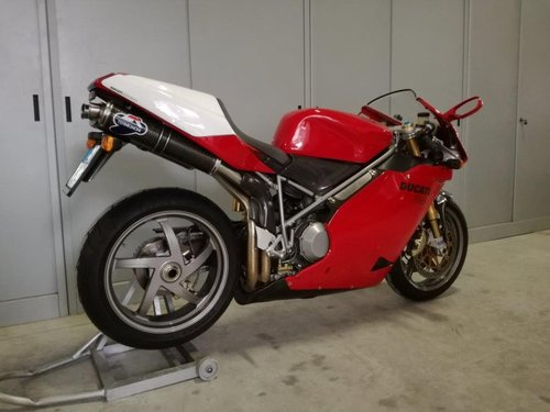 2002 Ducati 998 R For Sale (picture 5 of 6)