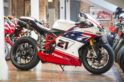 2009 Ducati 1098R TROY BAYLISS NO 353 of 500 Produced For Sale (picture 1 of 6)