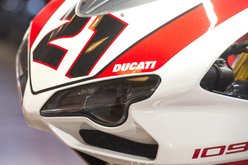 2009 Ducati 1098R TROY BAYLISS NO 353 of 500 Produced For Sale (picture 6 of 6)