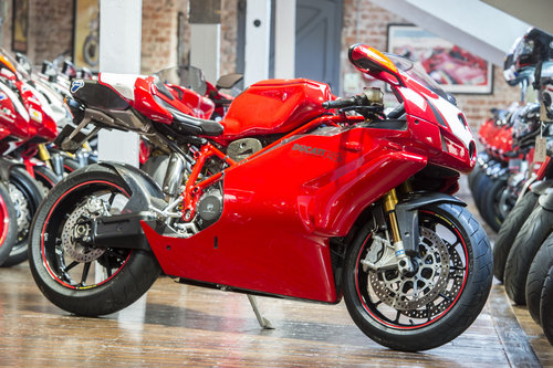 2004 Ducati 749R Stunning Condition with Termignoni Exhaust For Sale (picture 1 of 6)