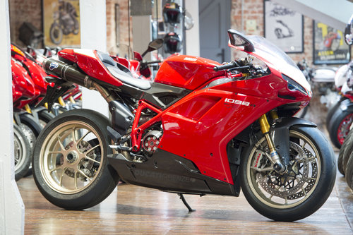2008 Ducati 1098R Stunning low mileage example For Sale (picture 1 of 6)
