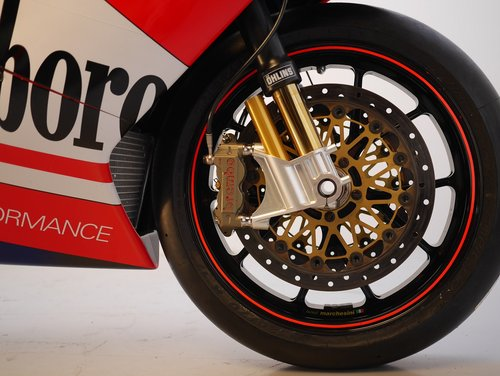 2003 Ducati GP3 ex-Troy Bayliss For Sale (picture 3 of 6)