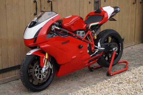 2005 Ducati 999 1000 S 998cc FULL RACE SUPERSTOCK SPEC For Sale (picture 2 of 6)