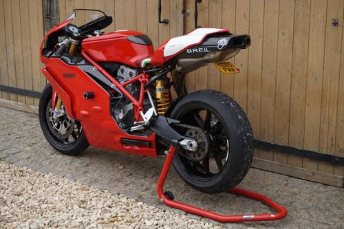 2005 Ducati 999 1000 S 998cc FULL RACE SUPERSTOCK SPEC For Sale (picture 3 of 6)