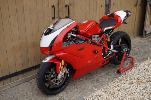2005 Ducati 999 1000 S 998cc FULL RACE SUPERSTOCK SPEC For Sale (picture 5 of 6)