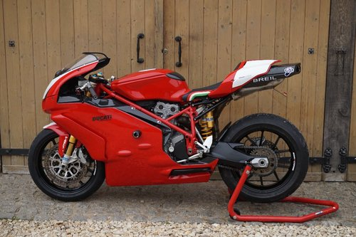 2005 Ducati 999 1000 S 998cc FULL RACE SUPERSTOCK SPEC For Sale (picture 6 of 6)