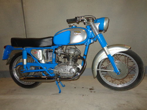 1963 DUCATI 160 TS For Sale (picture 1 of 6)