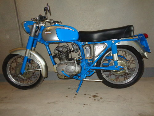 1963 DUCATI 160 TS For Sale (picture 2 of 6)