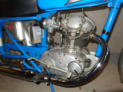 1963 DUCATI 160 TS For Sale (picture 3 of 6)