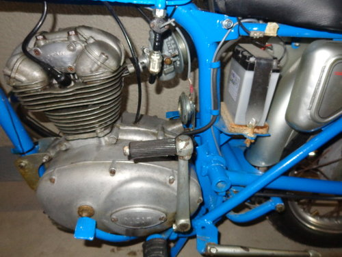 1963 DUCATI 160 TS For Sale (picture 4 of 6)