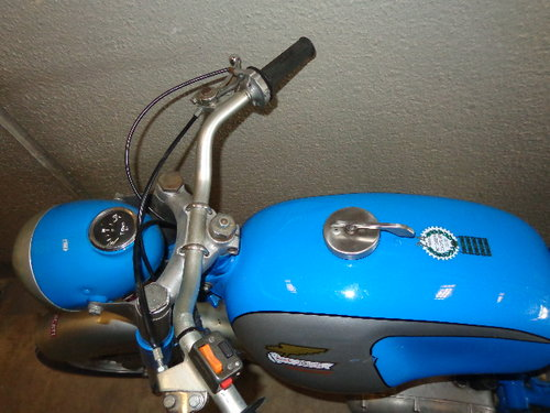 1963 DUCATI 160 TS For Sale (picture 5 of 6)
