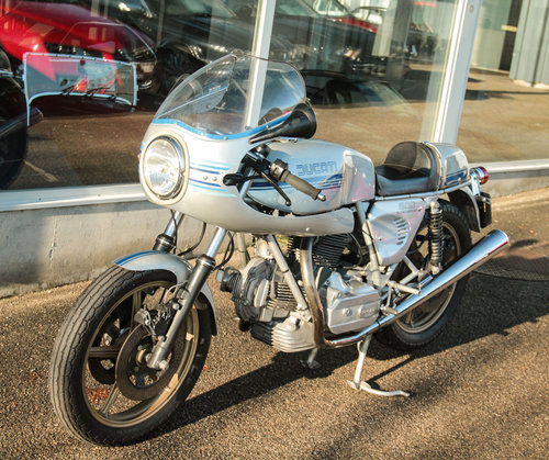 1978 Ducati 900 SS Desmo 1 owner from new / low mls ! For Sale (picture 1 of 6)