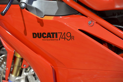 2007 Ducati 749R Stunning Condition 2nd Generation For Sale (picture 4 of 6)