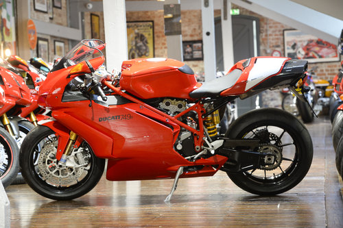 2007 Ducati 749R Stunning Condition 2nd Generation For Sale (picture 6 of 6)