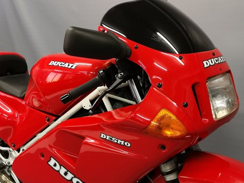 1990 Ducati 851, new full service, tyres... SOLD (picture 3 of 6)