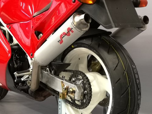1990 Ducati 851, new full service, tyres... SOLD (picture 4 of 6)