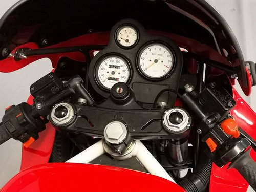 1990 Ducati 851, new full service, tyres... SOLD (picture 5 of 6)