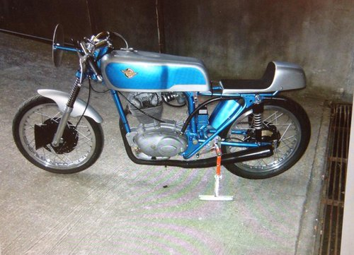 1961 Ducati 250 Racing (narrow carters) 5 speed For Sale (picture 1 of 6)