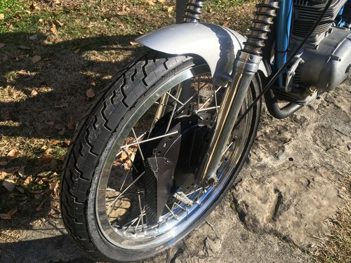 1961 Ducati 250 Racing (narrow carters) 5 speed For Sale (picture 5 of 6)