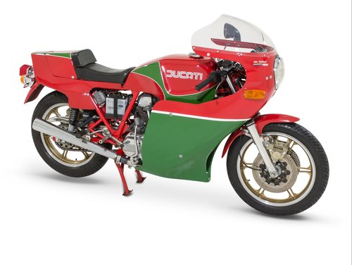 1980 DUCATI MHR 900 Mike Hailwood Replica Series 1 SOLD (picture 1 of 6)