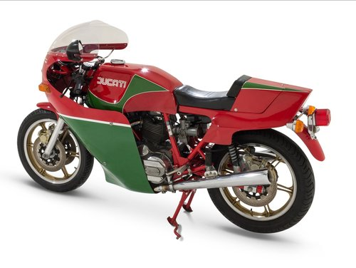 1980 DUCATI MHR 900 Mike Hailwood Replica Series 1 SOLD (picture 2 of 6)