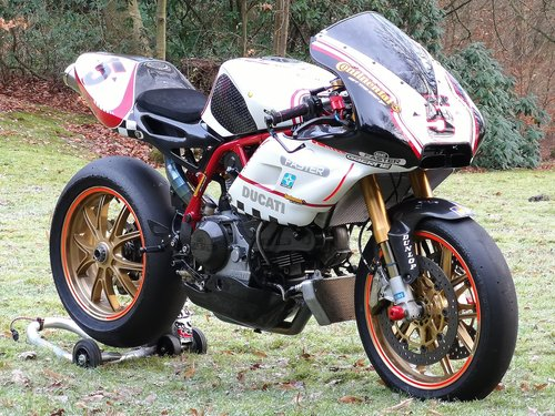 2008 DUCATI NCR Millona SOLD (picture 1 of 6)