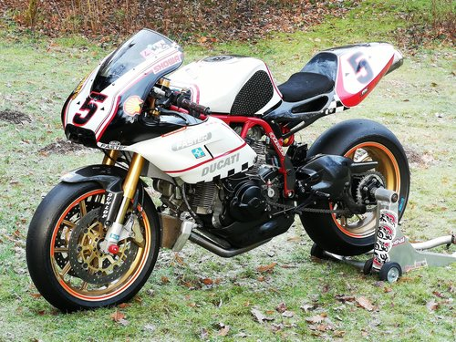 2008 DUCATI NCR Millona SOLD (picture 2 of 6)