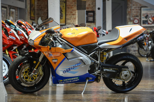 2002 Ducati 996S Neil Hodgson Replica Brand New Old Stock For Sale (picture 6 of 6)